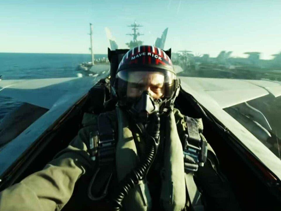 Top Gun 2 es tan buena que no quieren venderla a Netflix