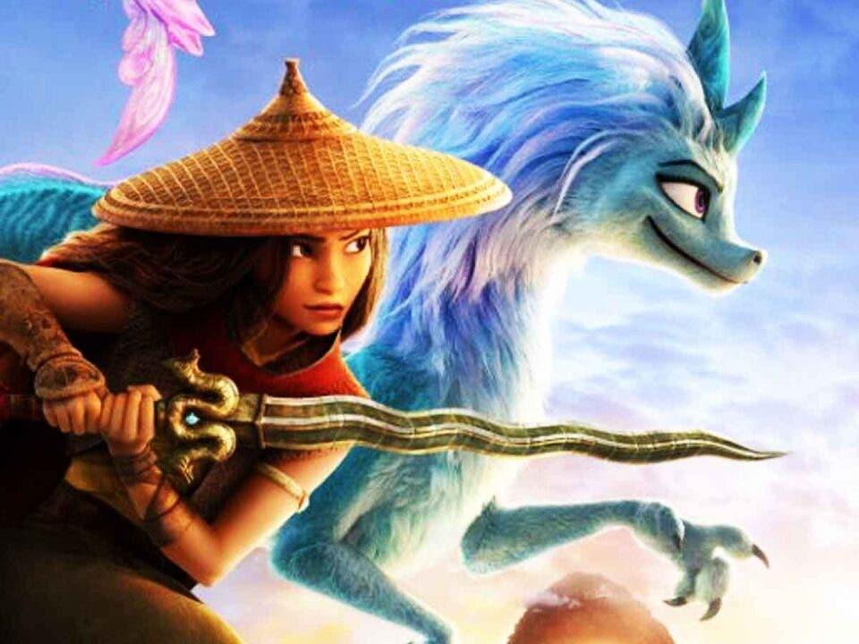 Tráiler de Raya y el Último Dragón de Disney