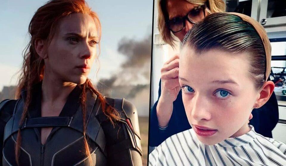 Viuda Negra: La hija de Milla Jovovich hizo llorar a todos