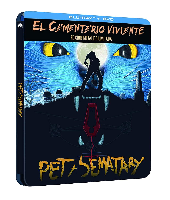 Cementerio de Animales: Análisis del Blu-Ray Steelbook