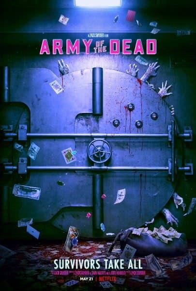 Army of the Dead: Lo nuevo de Zack Snyder ya tiene fecha de estreno