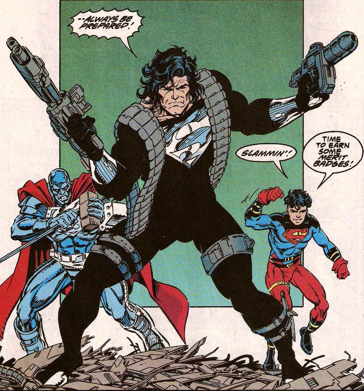 Adventures of Superman 504 1993