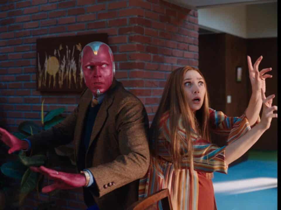 WandaVision esta cometiendo el peor error de Marvel
