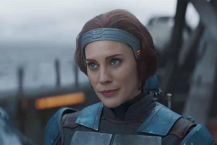 The Mandalorian: Katee Sackhoff no sabe cuando volverá a Star Wars