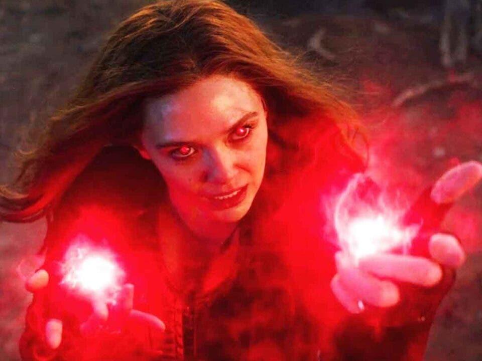 Bruja Escarlata traerá el terror a Spider-Man 3