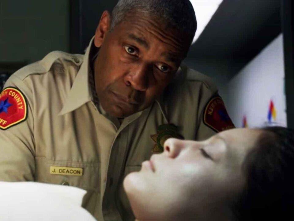 Denzel Washington revela su secreto para engordar para su nueva película