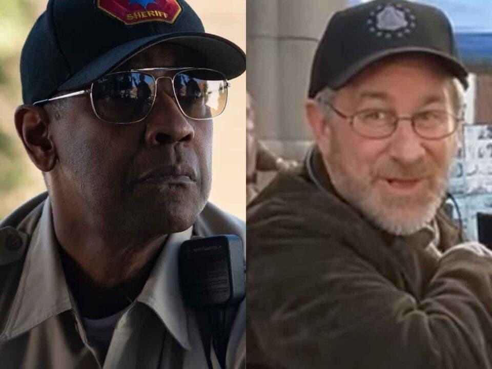 El gran consejo que le dio Steven Spielberg a Denzel Washington