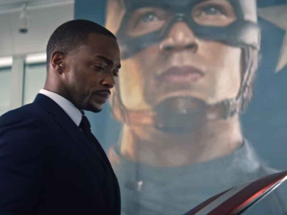 Espectacular tráiler de The Falcon and the Winter Soldier / Falcon y el soldado de invierno