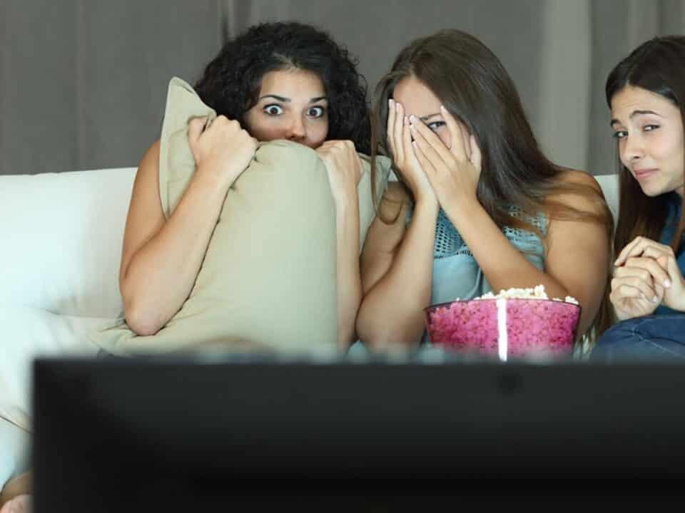 Netflix tiene películas de terror que te harán tener pesadillas