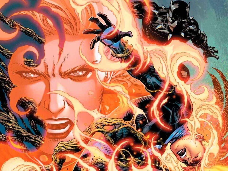 Reseña de Marvel Imperio Nº 4