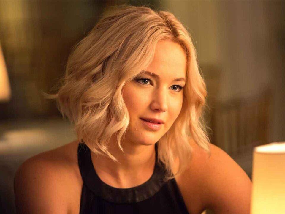 Jennifer Lawrence ficha por la película de Los Cuatro Fantásticos