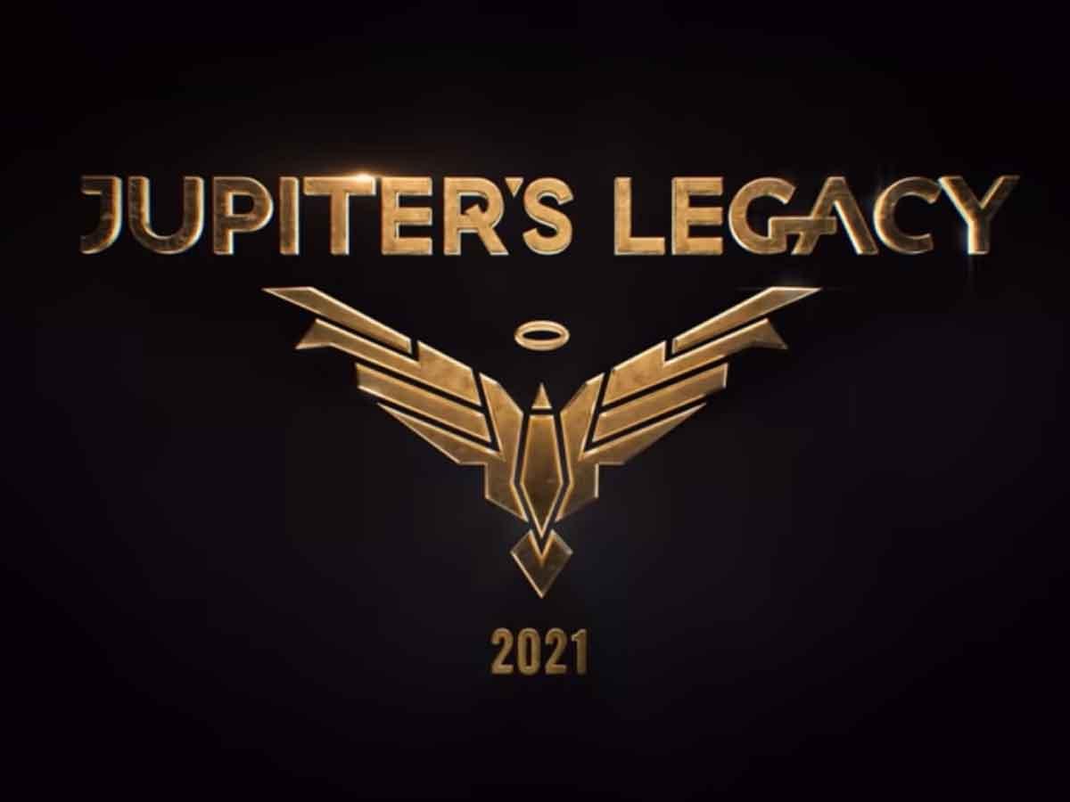 Netflix dio a conocer el teaser de la serie Jupiter's Legacy