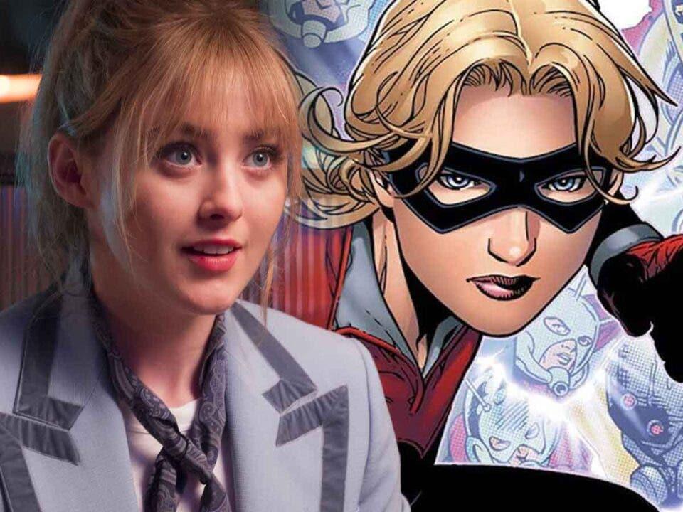 Kathryn Newton quiere ser la mejor superheroína de Marvel Studios