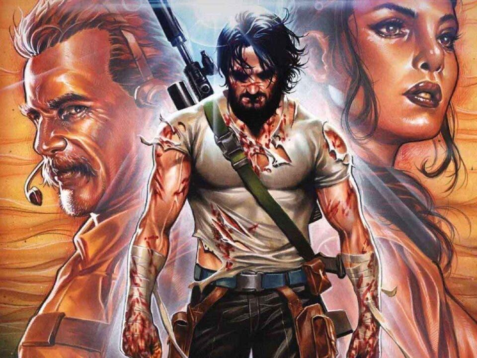 Keanu Reeves también triunfa a lo bestia en el mundo del cómic