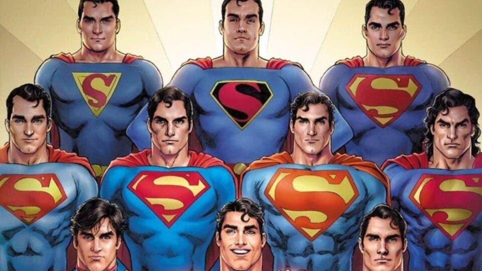 Linearverse dc comics