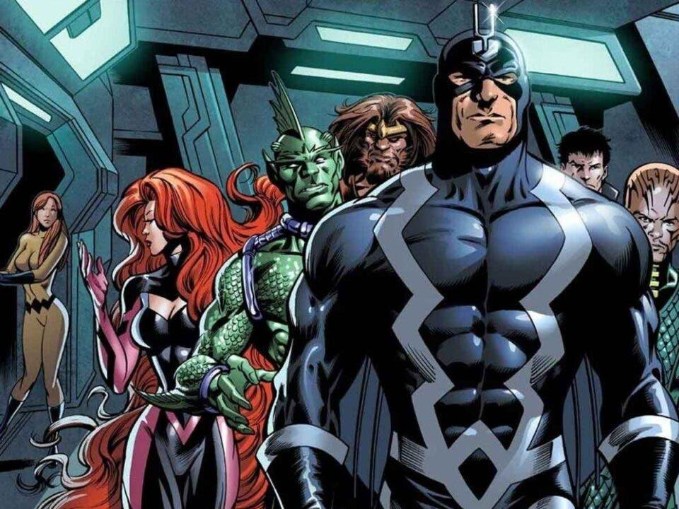 Los Inhumanos serán reiniciados en una película de Marvel Studios