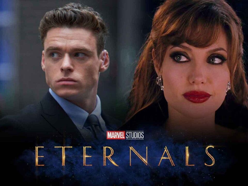 Marvel Studios alucinan con lo buena que es la película Los Eternos