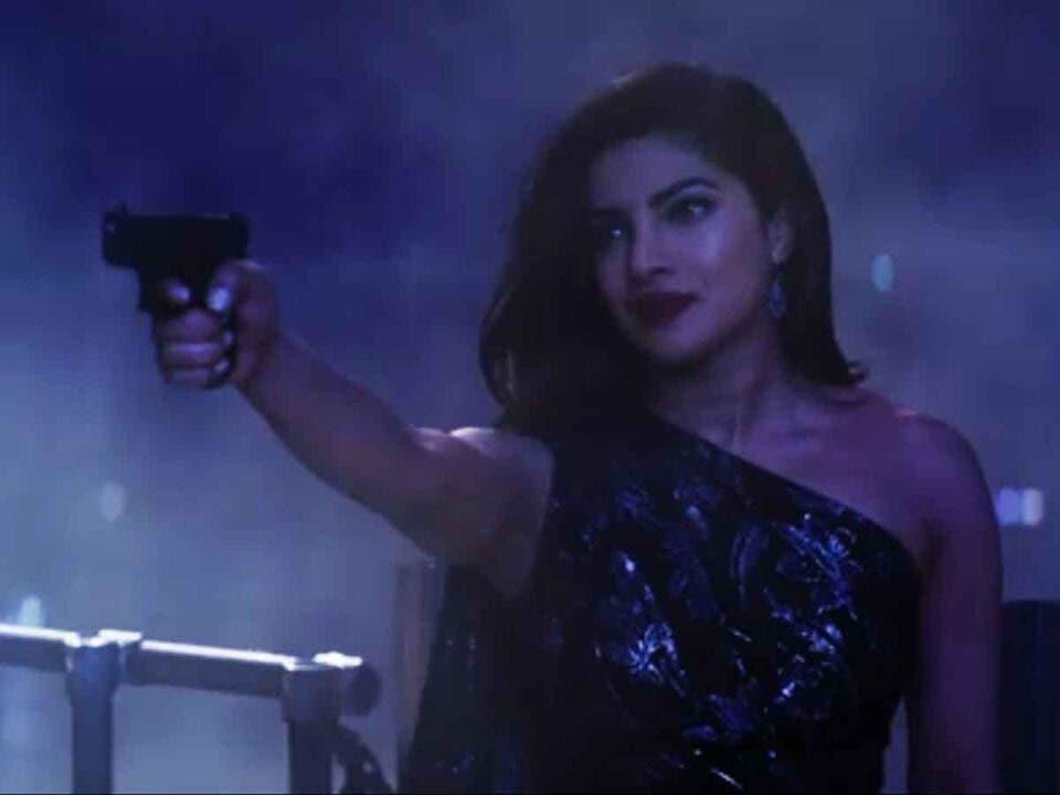 Priyanka Chopra quiere ser la primera James Bond mujer