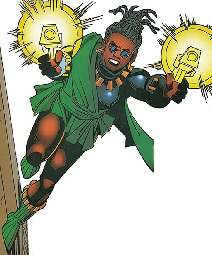 Wakanda podría presentar a Queen Divine Justice Black Panther Marvel Comics