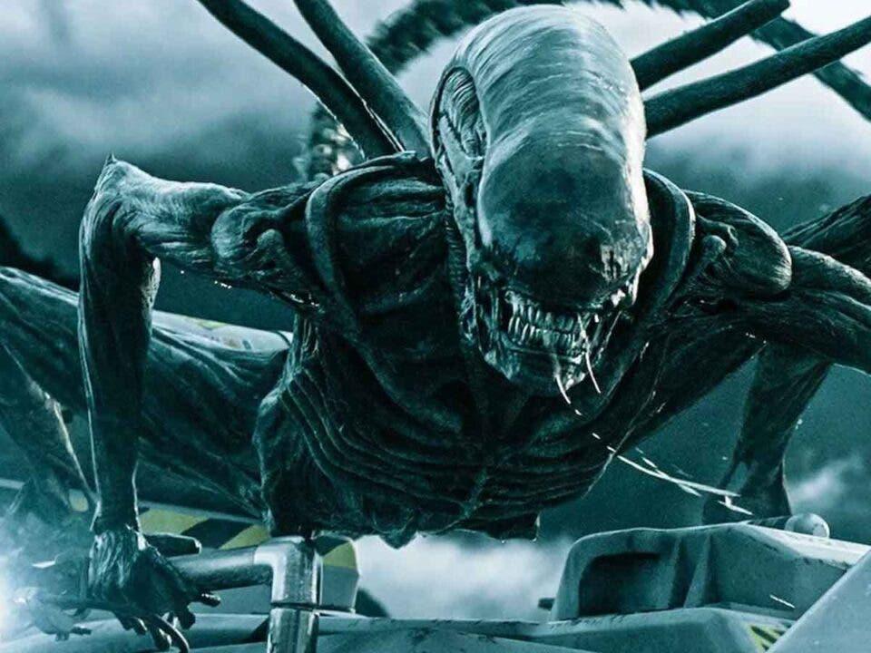Renace la película de Alien de Neill Blomkamp