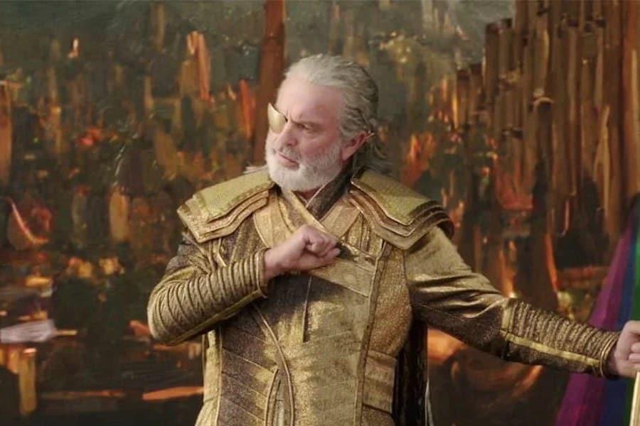 Sam Neill no entendía la trama de Thor: Ragnarok