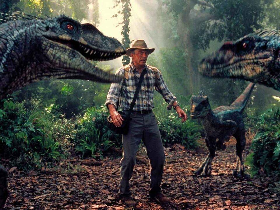 Sam Neill defiende la película Jurassic Park III (2001)