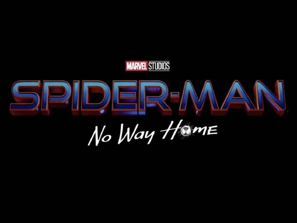 Spider-Man: No way home logo Marvel Studios