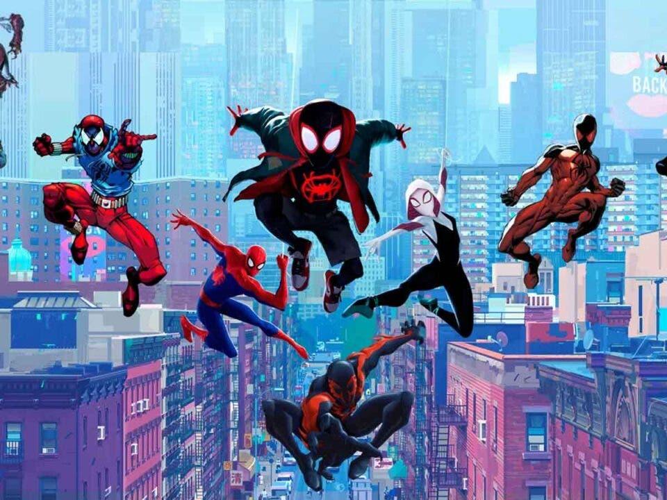 Filtran el villano de Spider-Man: Un nuevo universo 2