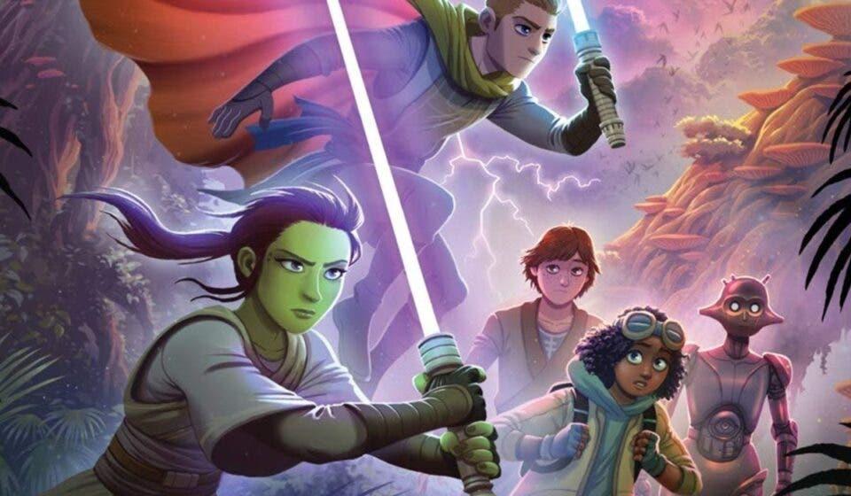 Lanzamiento del primer libro de Star Wars The High Republic