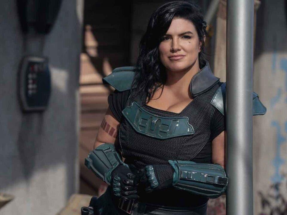 Star Wars despide a Gina Carano de la serie El Mandaloriano