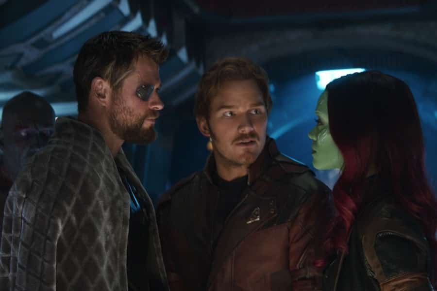 Los Guardianes de la Galaxia no serán clave en Thor: Love and Thunder