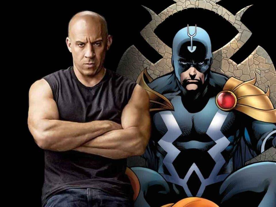 Vin Diesel todavía quiere interpretar a Rayo Negro de Marvel Studios