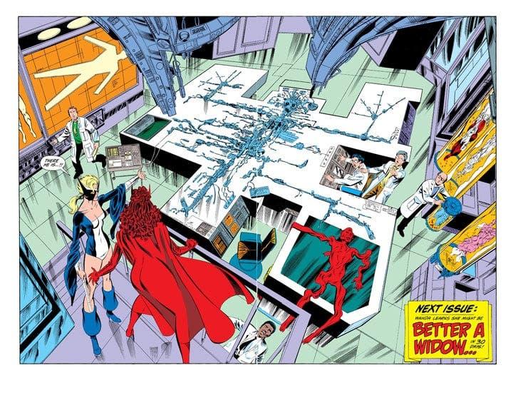 Wandavision Avengers-West-Coast-Vision-Quest-2
