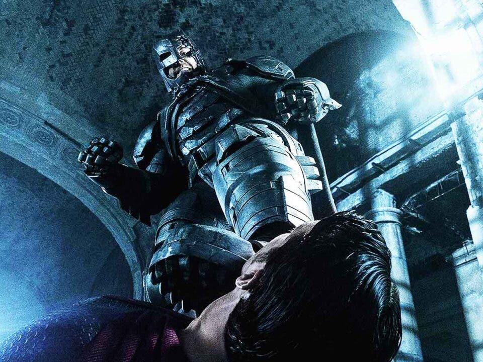 Zack Snyder defiende la escena de Martha de Batman v Superman (2016)
