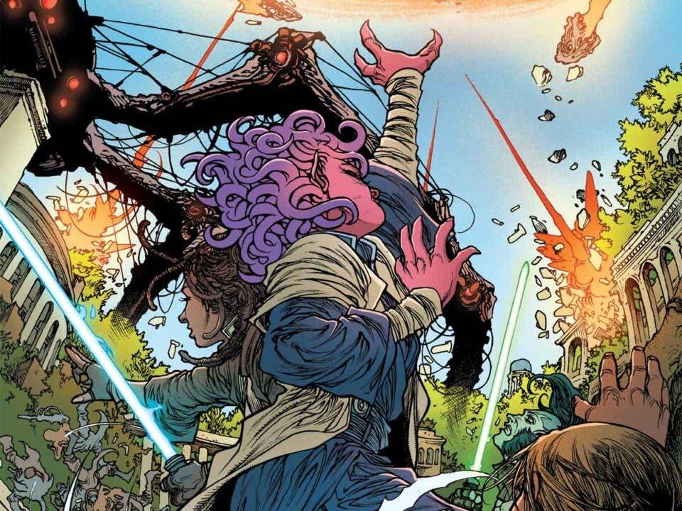 La raza de Star Wars que odia a los Jedi
