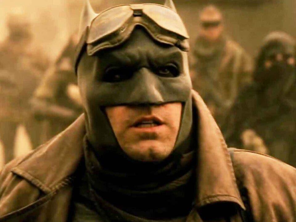 Nueva imagen de la pesadilla de Batman en Liga de la Justicia de Zack Snyder