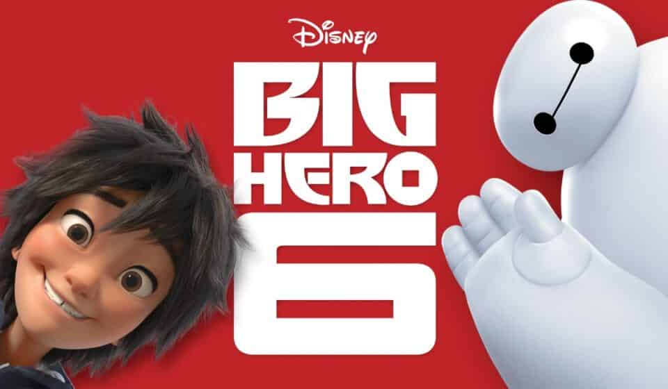 Big Hero 6 podría sumarse al Universo Cinematográfico de Marvel