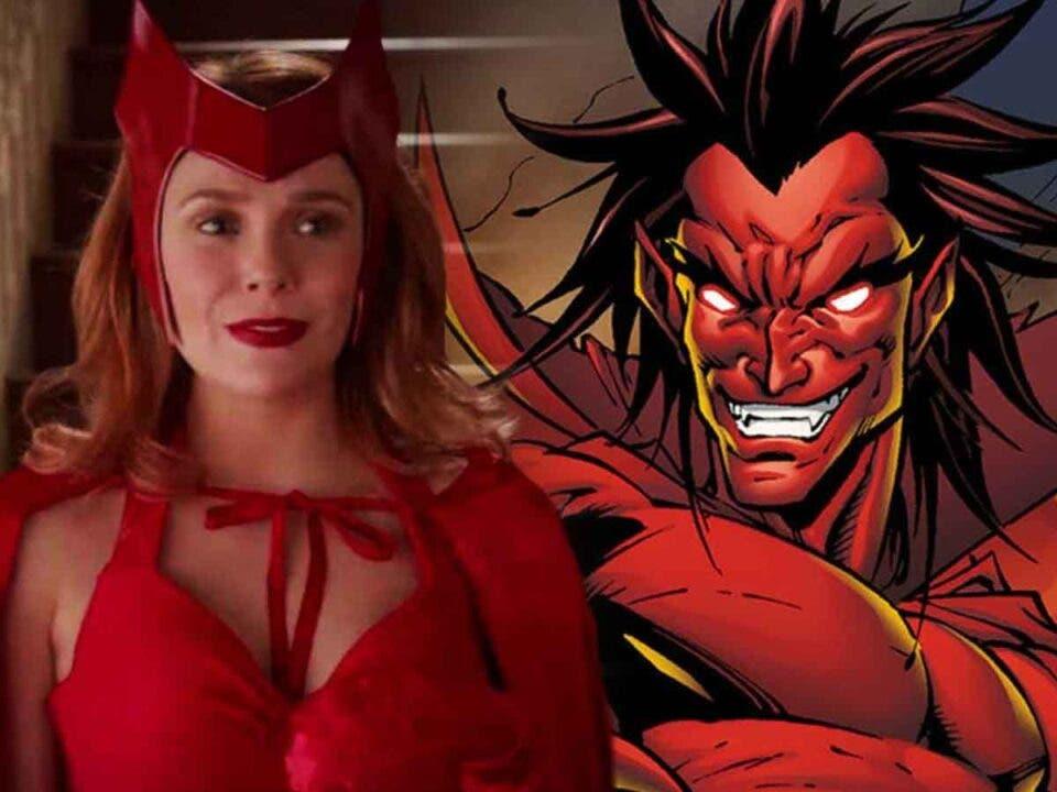 Hasta Kevin Smith piensa que el villano de WandaVision es Mephisto