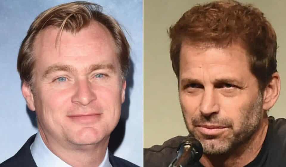 Christopher Nolan le recomendó a Zack Snyder nunca ver Liga de la Justicia