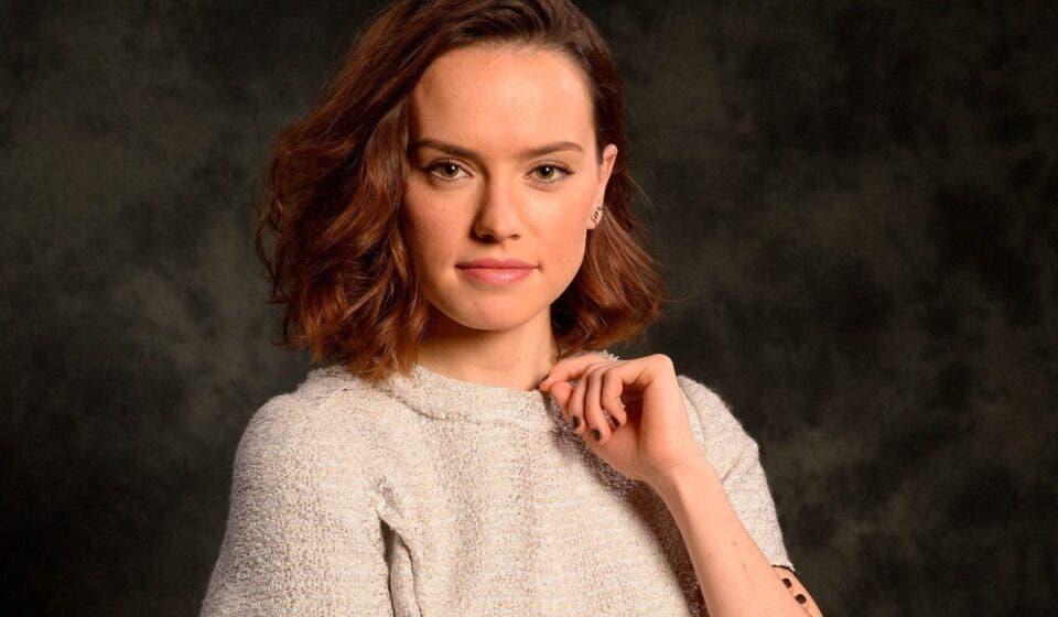 Daisy Ridley abandona las redes por culpa de los fans de Star Wars