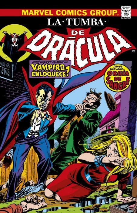 Biblioteca Drácula. La Tumba de Drácula 4 de 10