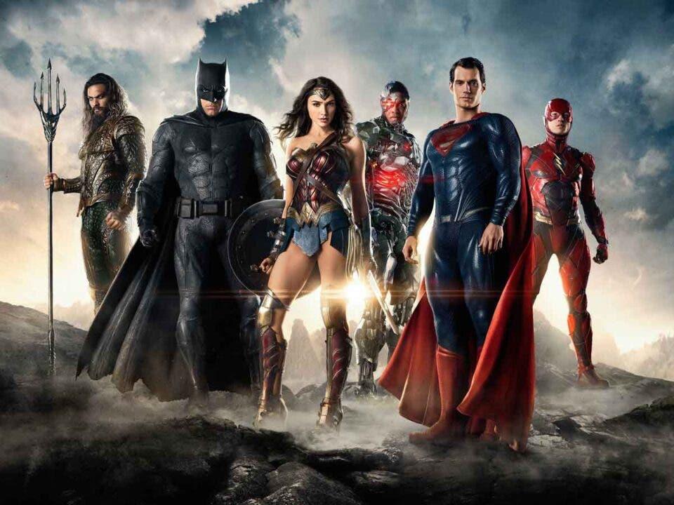 La Liga de la Justicia de Zack Snyder a se estrenó en HBO Max