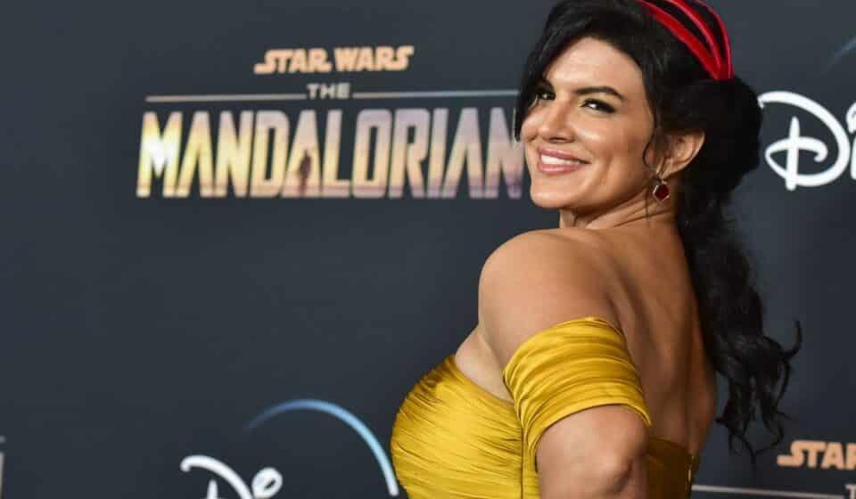 Gina Carano atacó fuertemente a Disney tras el despido