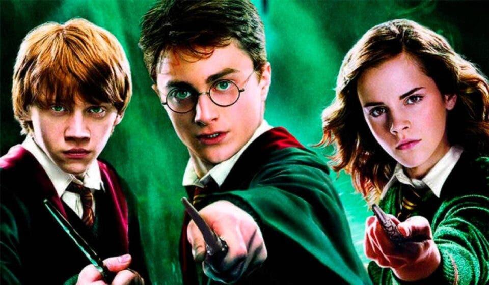 Finalmente, ¿habrá una serie de Harry Potter en HBO Max?