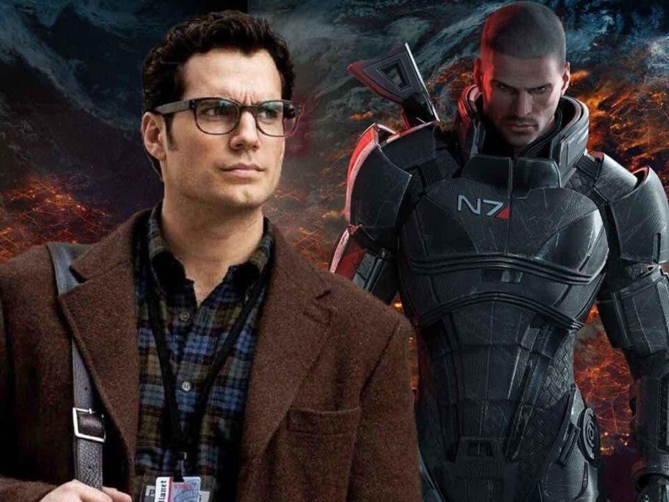 Henry Cavill interpretará a un querido personaje de la saga Mass Effect