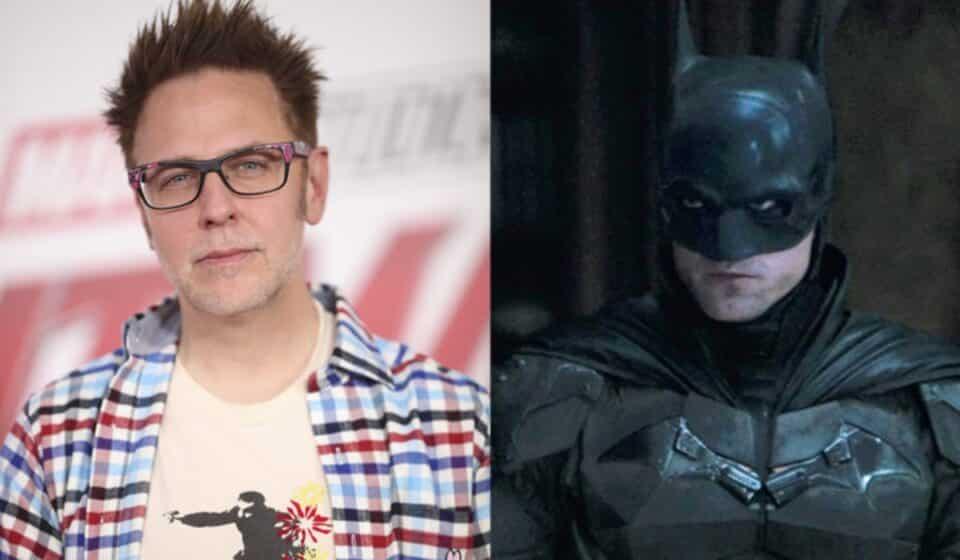 James Gunn aseguró que The Batman es la película más esperada de DC
