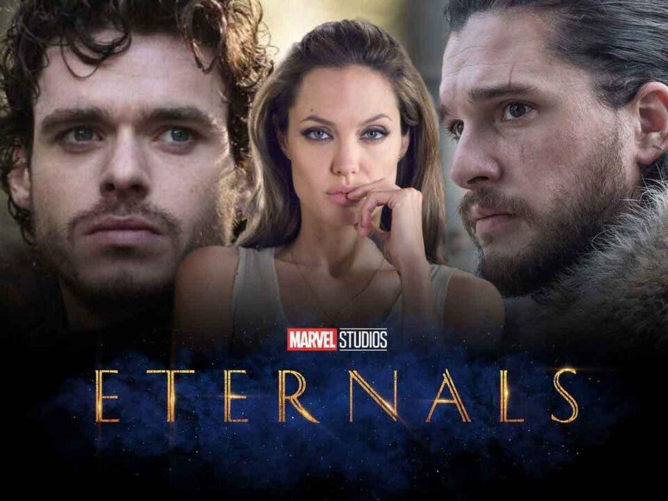 Ya podemos ver a Los Eternos de Marvel Studios con sus trajes de superhéroes