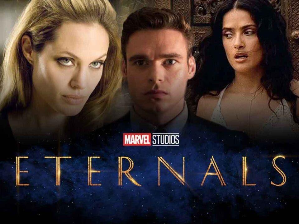 """Los Eternos es el mayor """"riesgo"""" de Marvel Studios"""