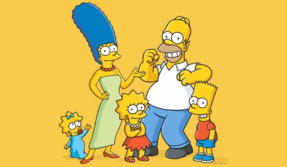 Los Simpson: el error de continuidad que nadie vio