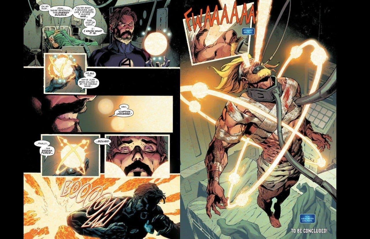 Marvel está potenciando tanto a un personaje que le ha dado un poder casi absoluto para poder defender la Tierra de su extinción.